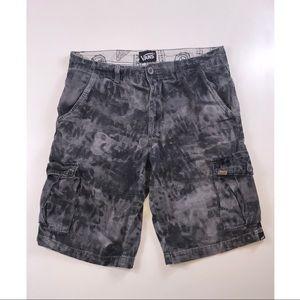 Men's VANS cargo shorts Size 32